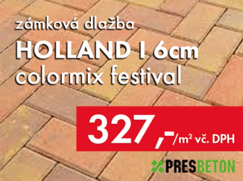 Holland I 6cm colormix festival